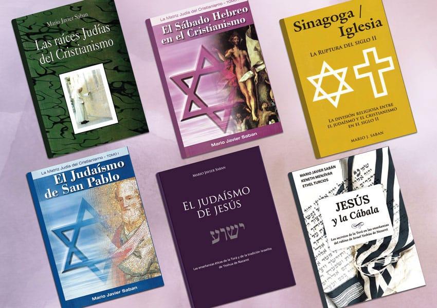 libros raices judias cristianismo