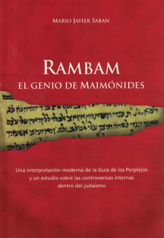 Rambam, el genio de Maimónides, de Mario Sabán